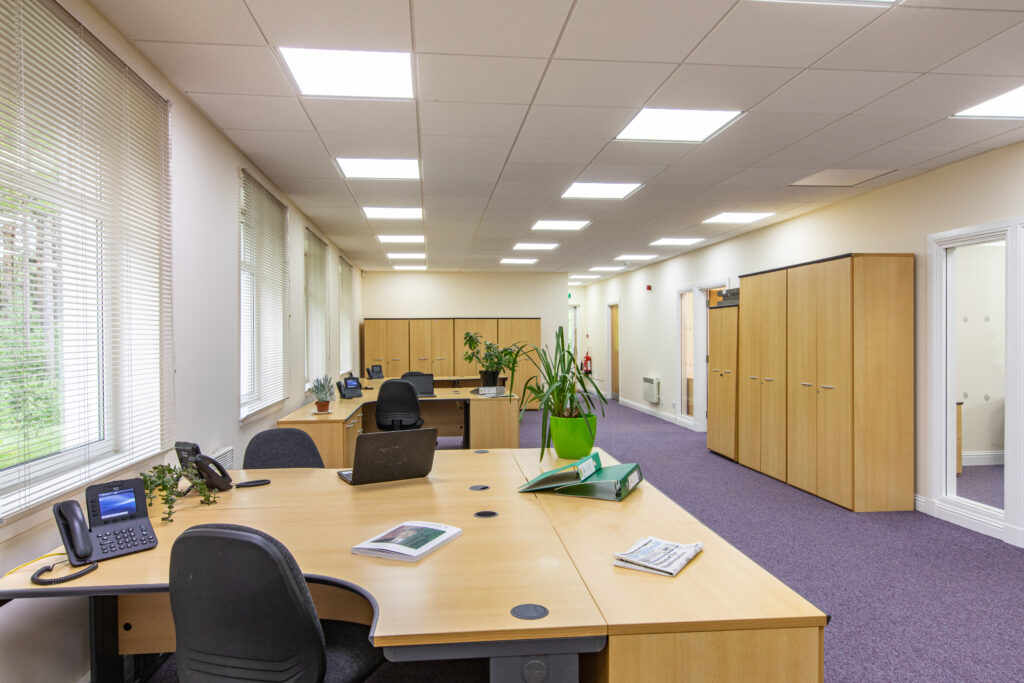 Office space for rent in Banchory