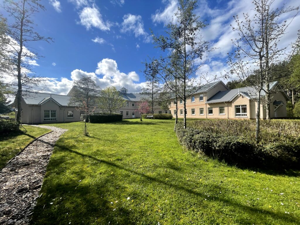 Banchory Business Centre in the perfect rural setting