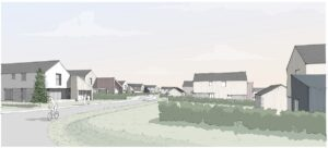 Woodend at Crathes sustainable homes