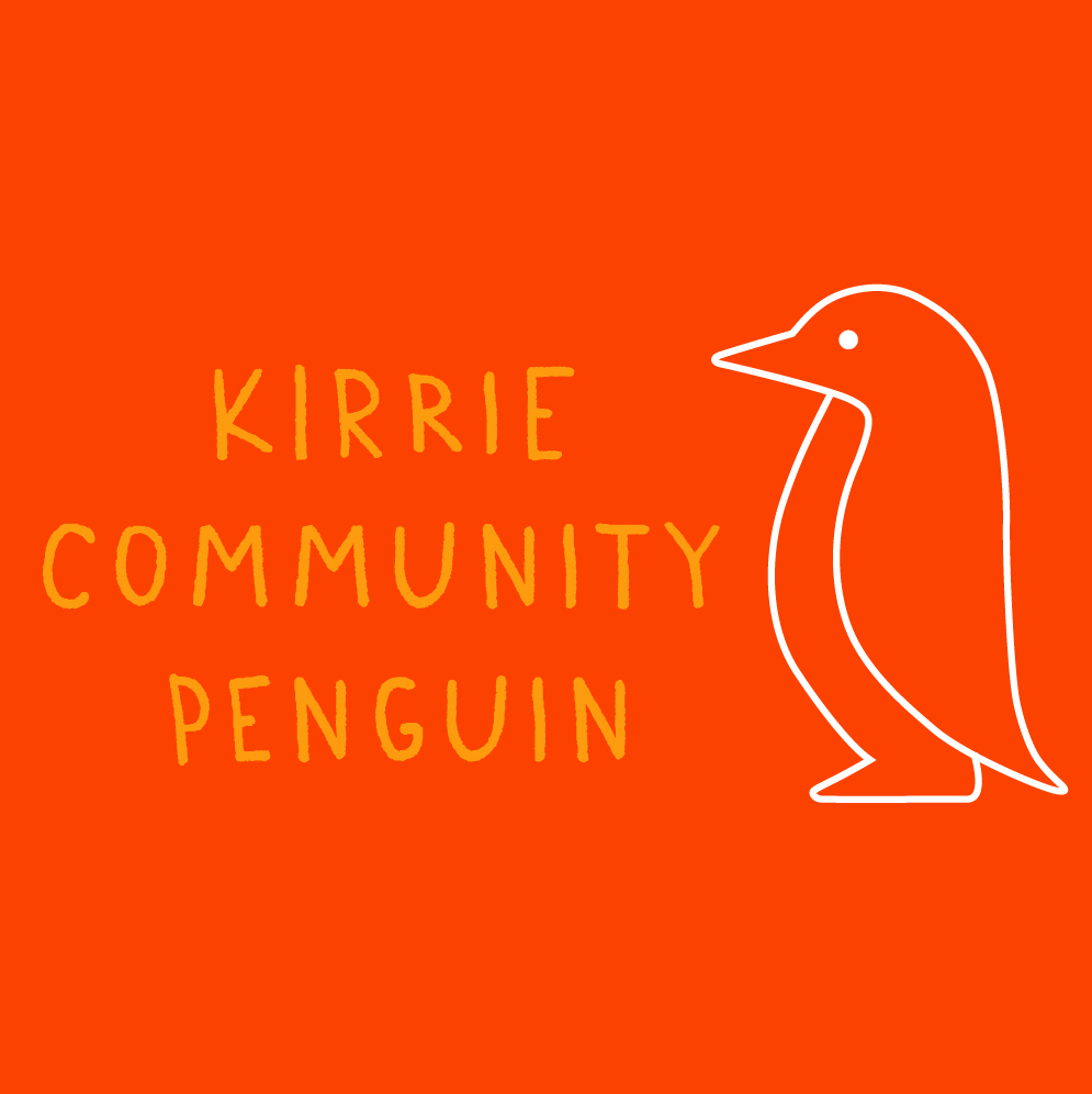 Kirrie Community Penguin