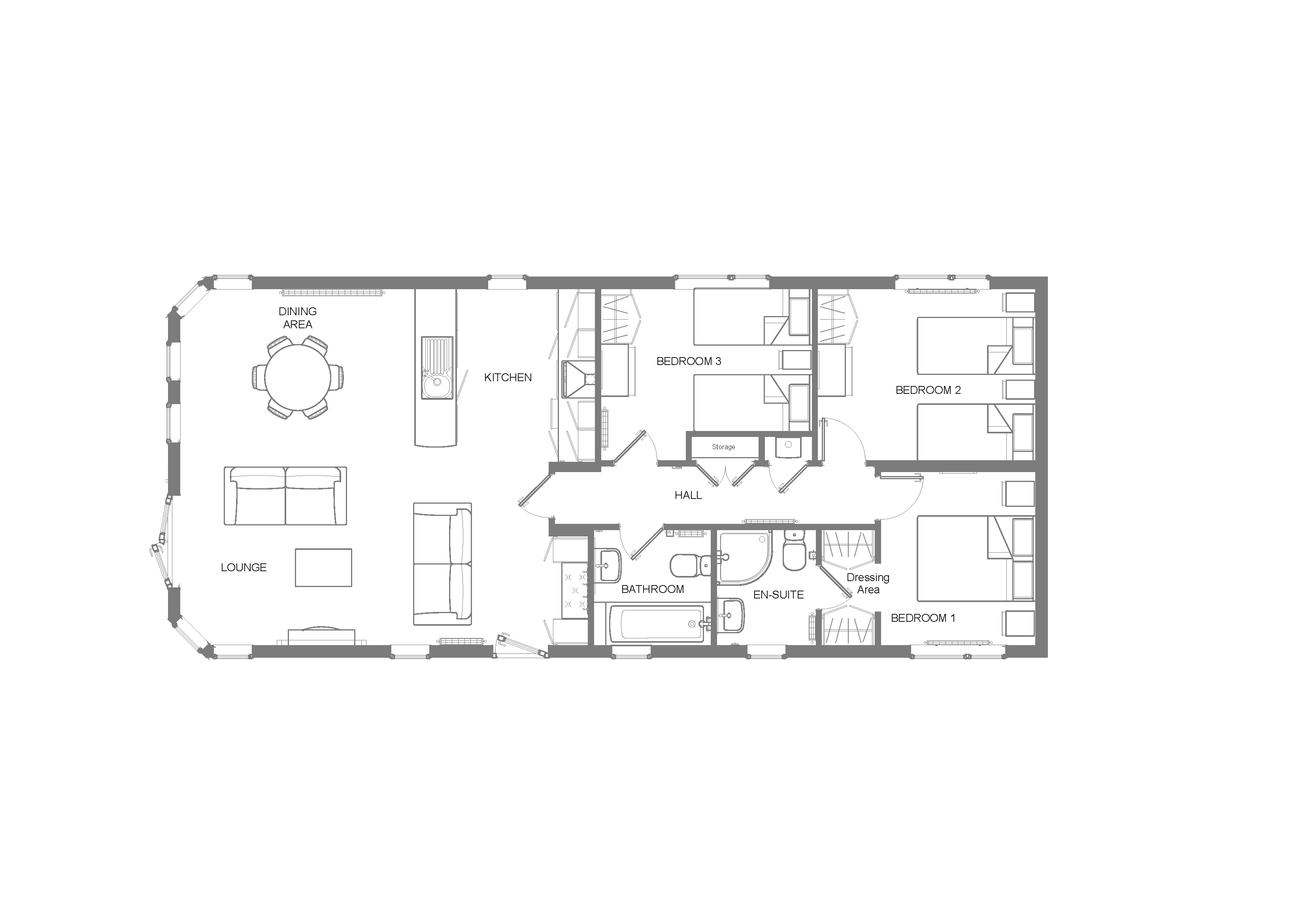 Lodge Floor Plan