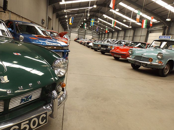 Classic Cars Vehicle Auctions Morris Leslie Auctions