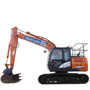 13T Hitachi ZX130LCN-6 for hire