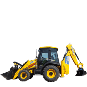 JCB Backhoe 3CX for hire