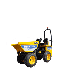 1T JCB Hi-Tip Dumper for hire