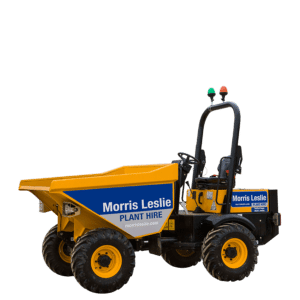 3T JCB Forward Dumper for hire