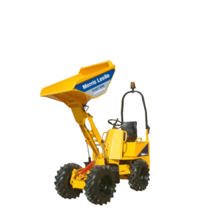 1T Thwaites Hi-Tip Dumper for hire