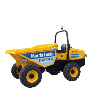 6T JCB Forward Dumper for hire