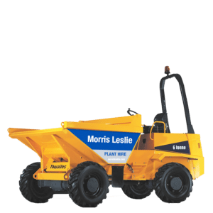 6T Thwaites Forward Dumper for hire