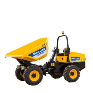 6T JCB Swivel Dumper for hire