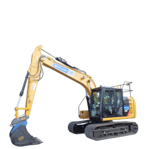 13T CAT 313F for hire