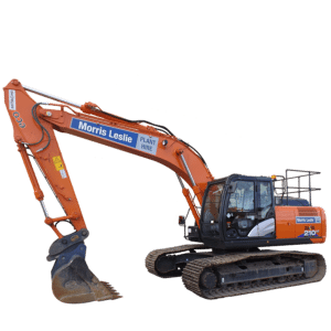 Hitachi ZX210LC-6 for hire