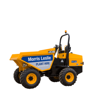 9T JCB Forward Dumper for hire