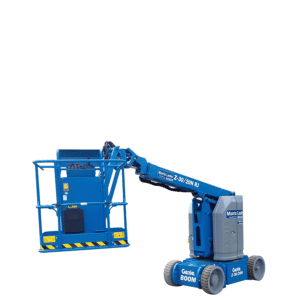 Genie Z30/20N RJ 35ft Boom for hire