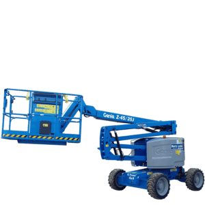Genie Z45-25 J RT 52ft Boom for hire