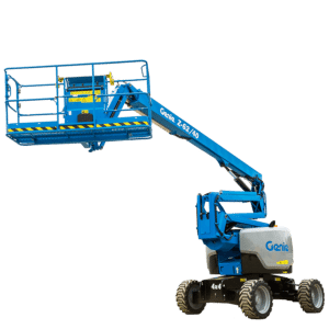 Genie Z62/40 65ft Boom for hire