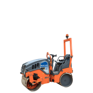 80cm Hamm Tandem Roller for hire