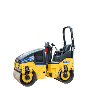 120cm Bomag Tandem Roller for hire