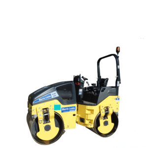 138cm Bomag Tandem Roller for hire