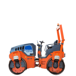140cm Hamm Tandem Roller for hire
