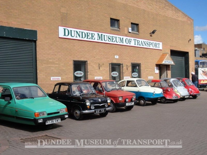 Dundee Museum Of Transport >> Dundee Museum Of Transport Morris Leslie