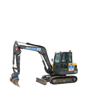 6T Volvo EC55C for hire