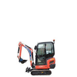 1.5T Kubota KX016-4 for hire