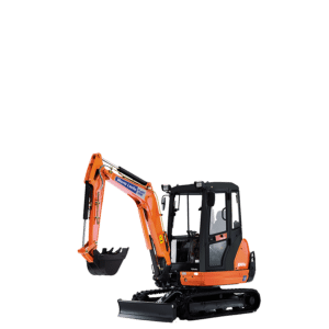 3T Kubota KX61-3 for hire