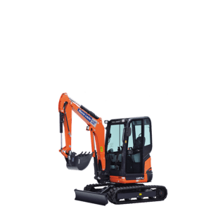 3T Kubota U27-4 for hire