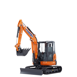 5T Kubota U48-4 for hire