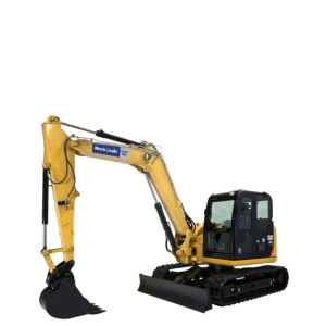 8T CAT 308E for hire