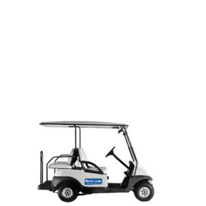 Clubcar Villager 4 Golf Buggy for hire