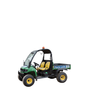 John Deere HPX for hire