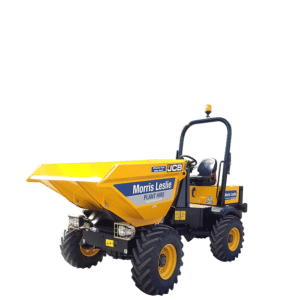 3T JCB Swivel Dumper for hire