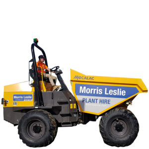 9T Mecalac Forward Dumper for hire