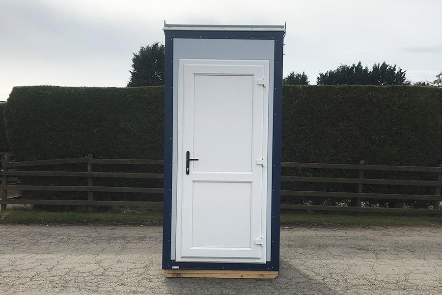 4ft x 4ft Mains Toilet Cabin - Morris Leslie - Modular Buildings