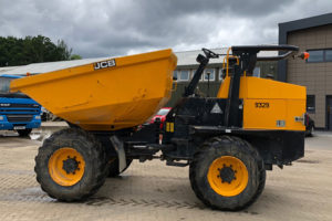 2017 JCB 9T Swivel Tip Dumper For Sale