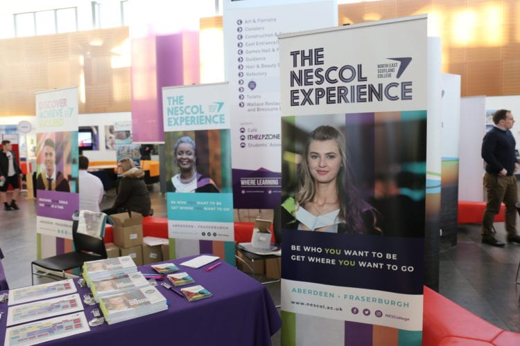 College & Employer Open Evening