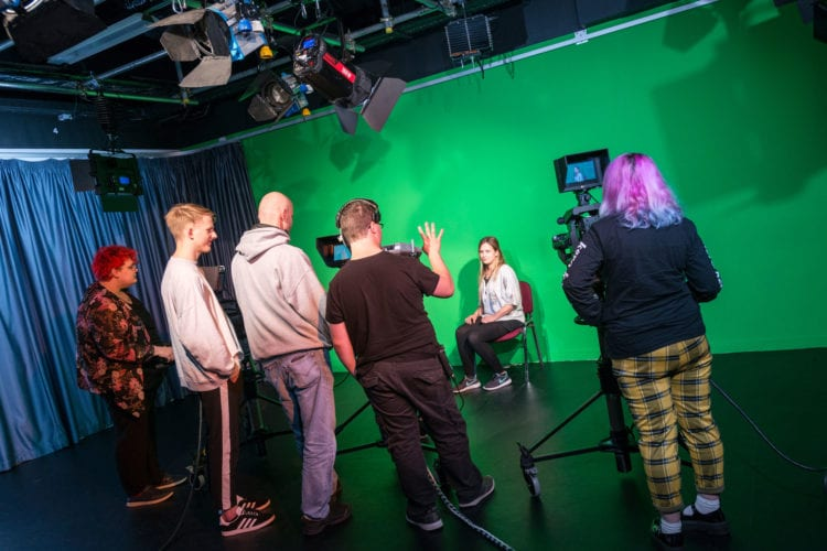 Information Session – Music, Creative Media & TV