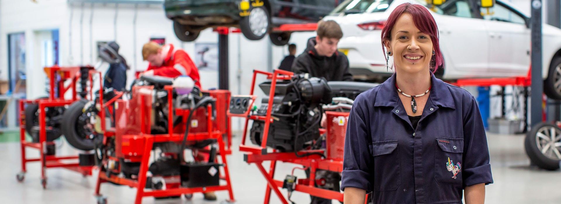 Modern Apprenticehips