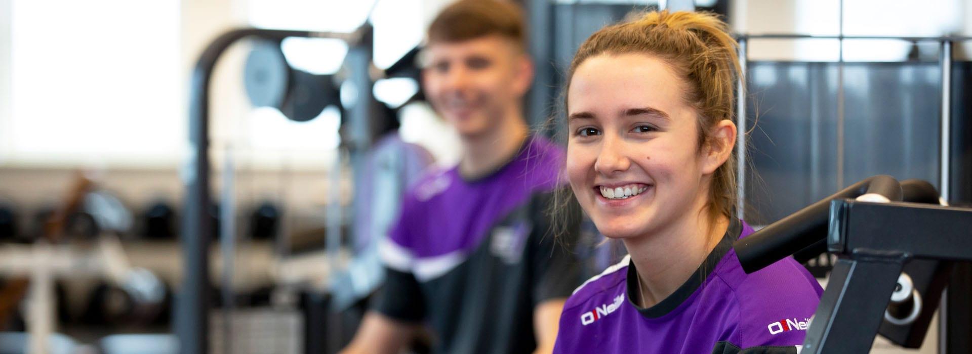 Sport Fitness & Uniformed Services