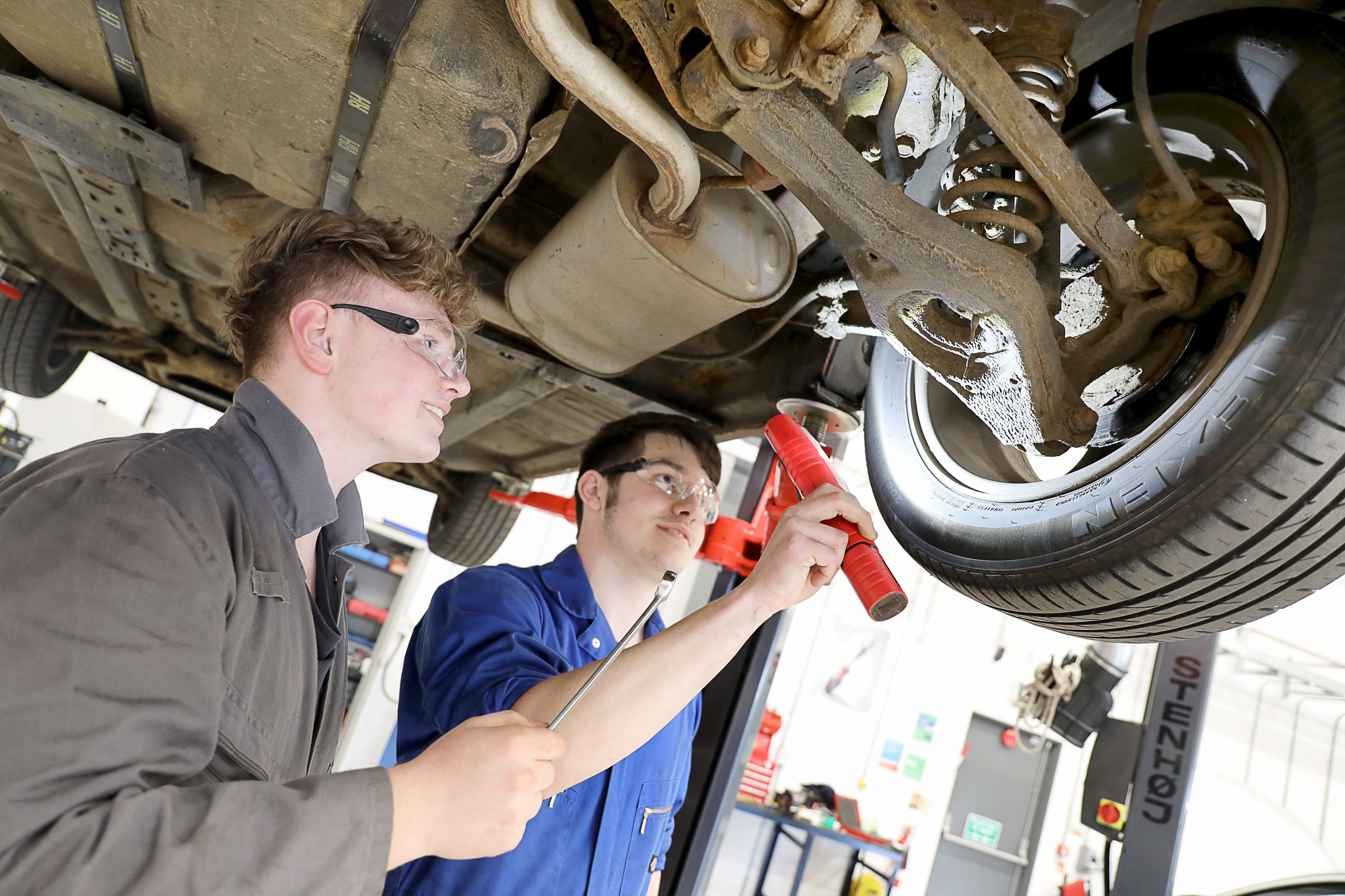 Intro to Vehicle Technology