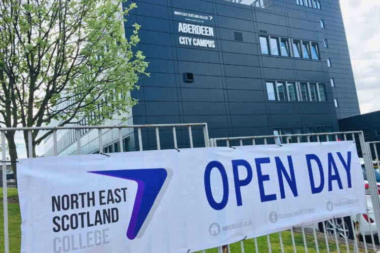 Open Day: Aberdeen