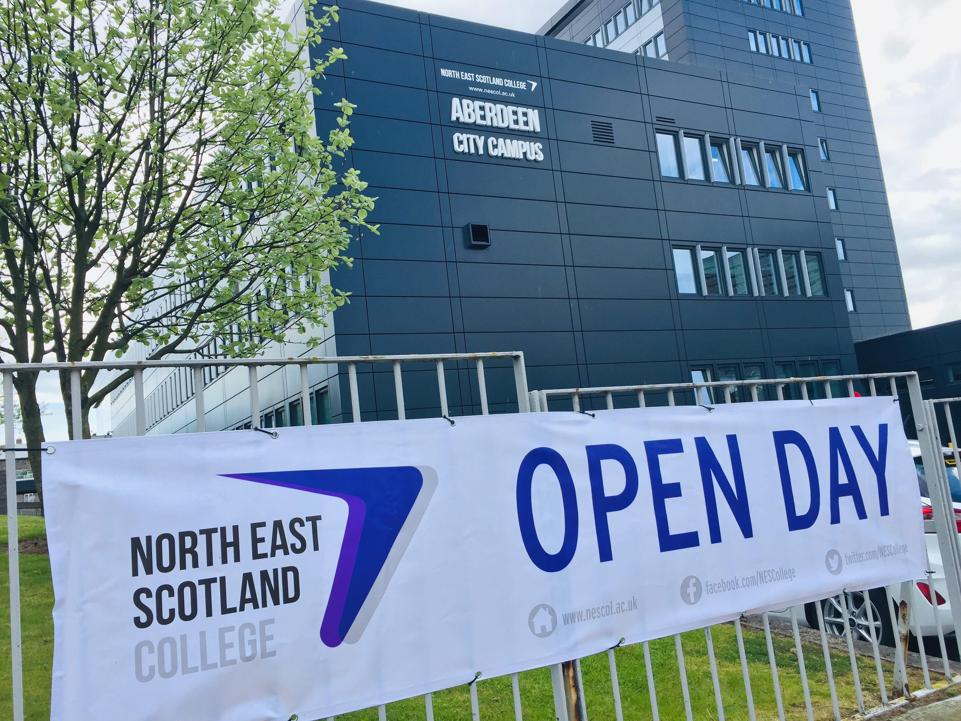 Open Day: Aberdeen