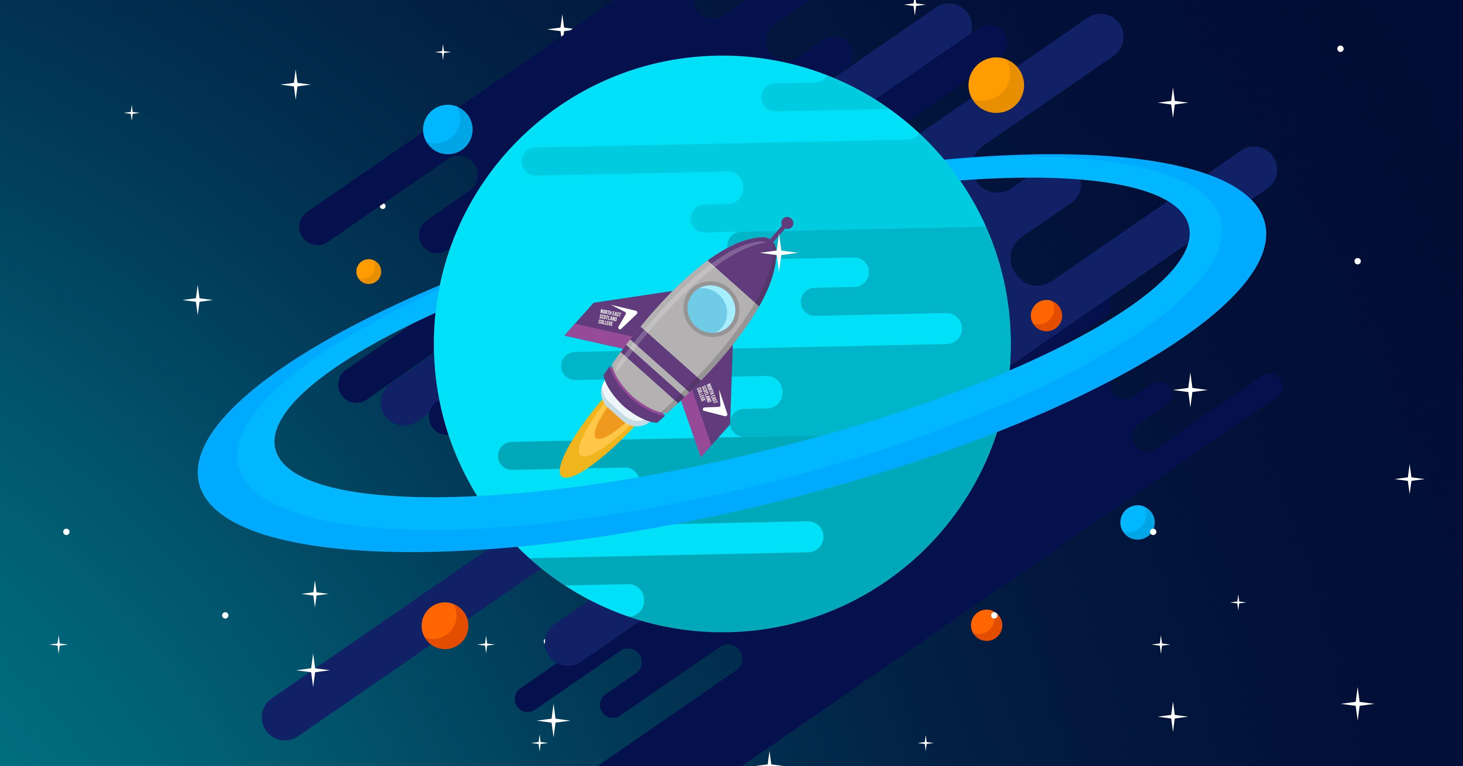 NESCol's Galactic Journey