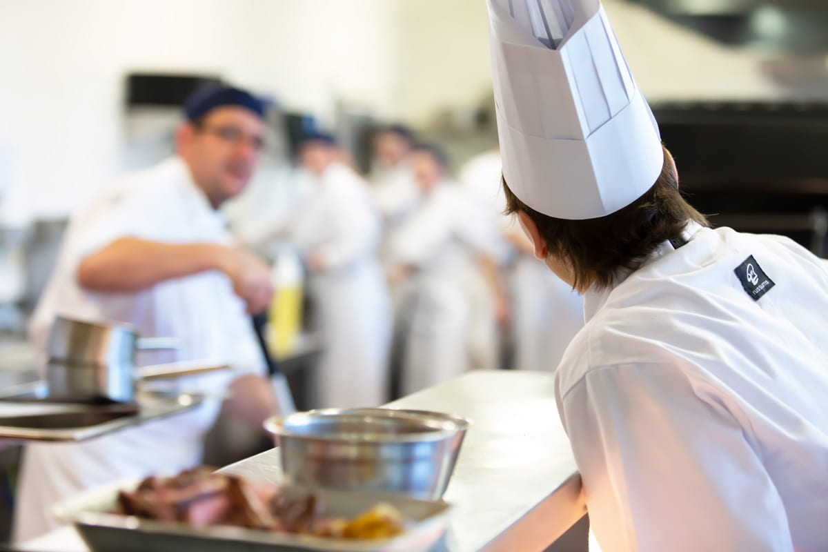 Events, Hospitality & Professional Cookery