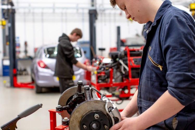 Automotive Maintenance & Repair Principles Gallery Image 4