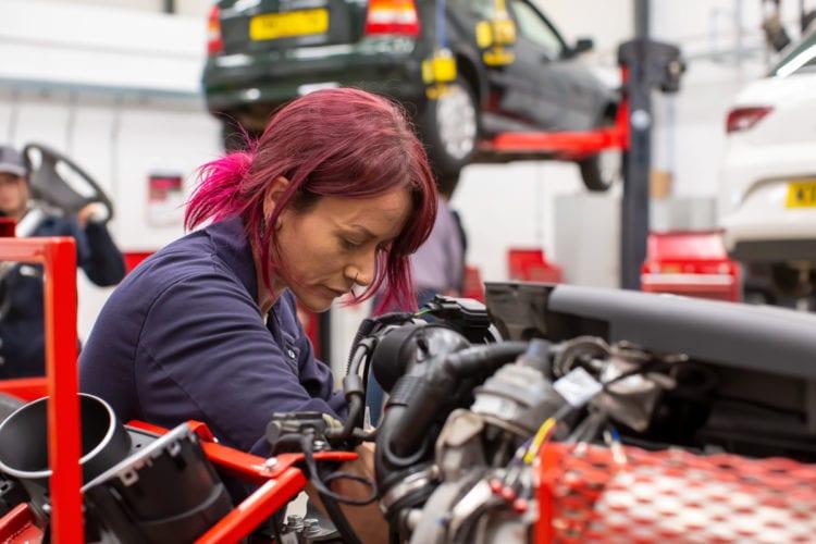 Automotive Maintenance & Repair Principles Gallery Image 2