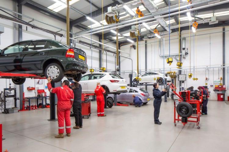 Automotive Maintenance & Repair Principles Gallery Image 3