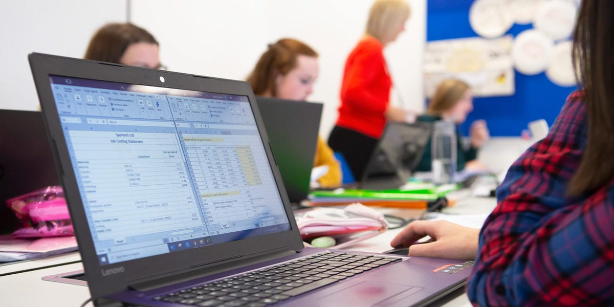 Fresh funding supports digital learning for NESCol students